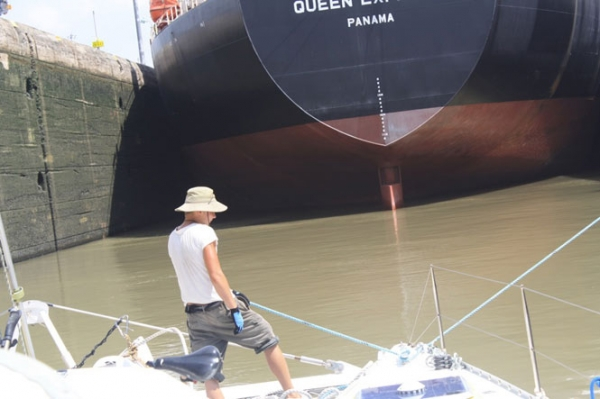 How to Cruise the Panama Canal for Free