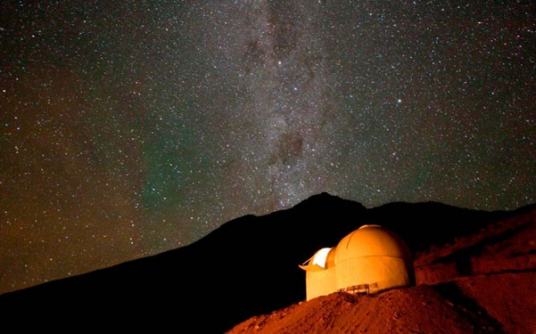 Stargazing in Chile