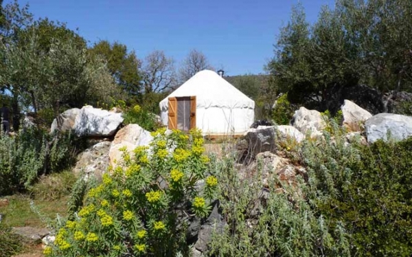 Yurt Life and the Glory of Glamping