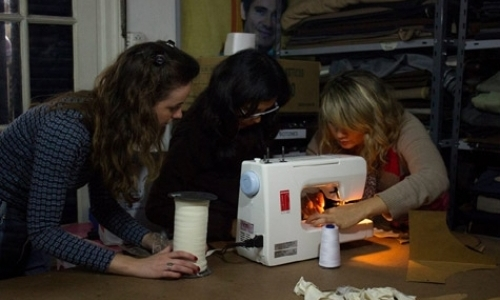 Assist Sewing Workshop