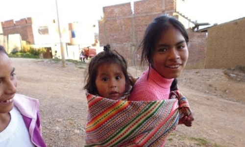 Empowerment of Women and Girls in the Andes of Peru