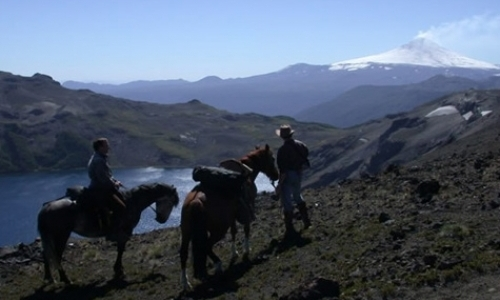 Horse Trekking Adventures in the Andes