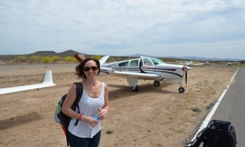 Volunteer with the Flying Doctors